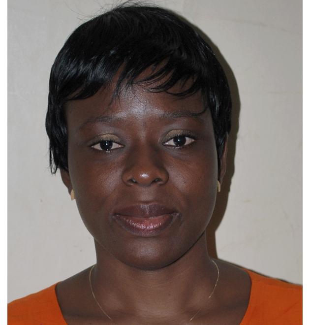 Pamela AGBOZO