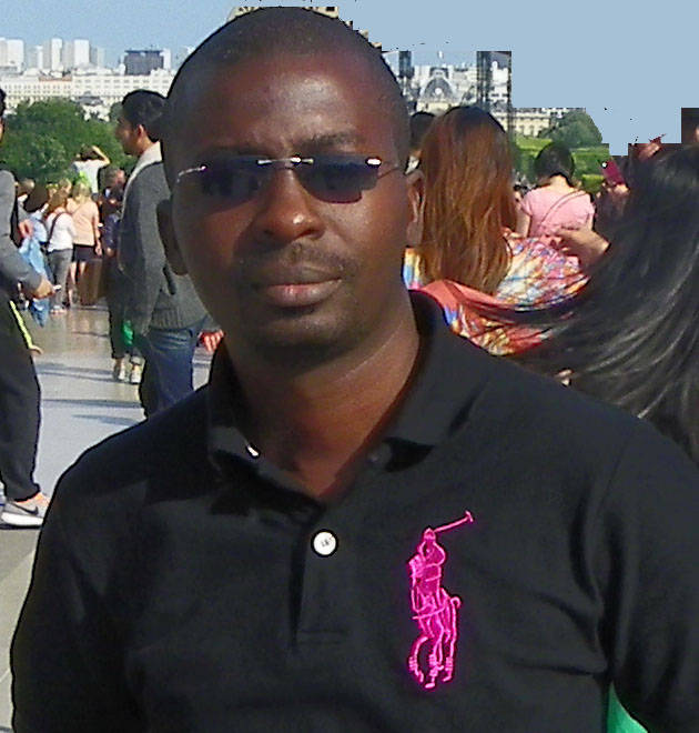 Lionel GBEGONNOUDE