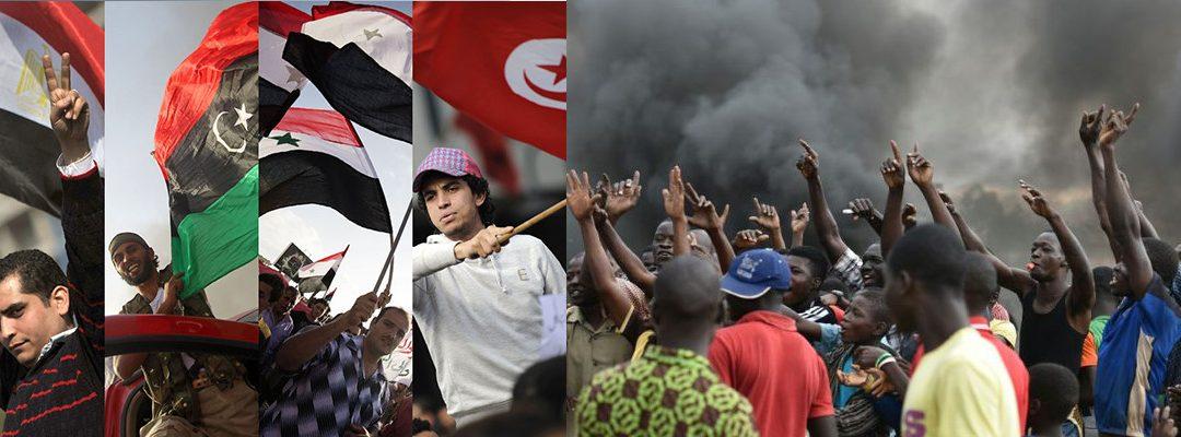 Les printemps arabes et leur transposition en Afrique-subsaharienne