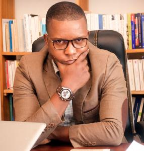 Expédit Ologou President du CiAAF