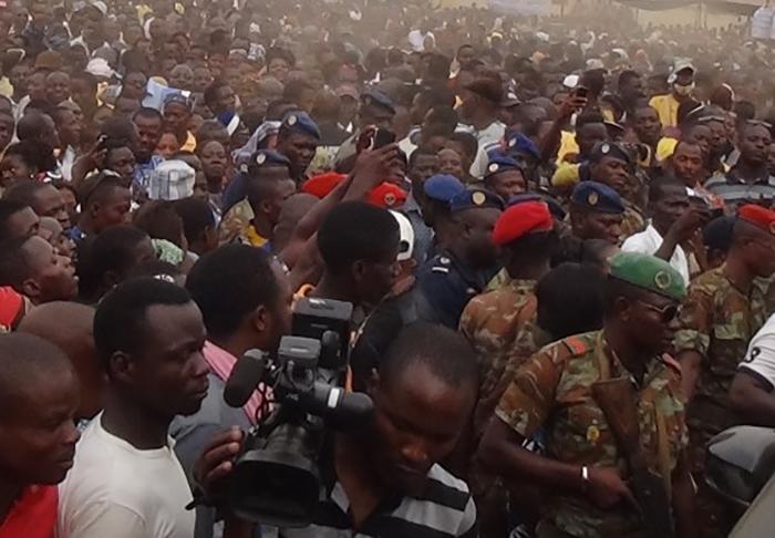 Médias, société civile et engagement: quelle réponse pour l'Afrique de demain?