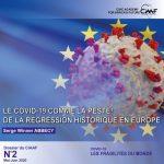 Le Covid-19 comme la peste! de la régression historique en Europe