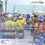Covid-19 : vers un renforcement des systèmes de protection sociale ?